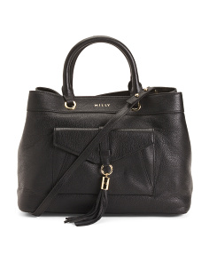 Astor Leather Tote