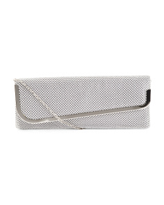 Ball Mesh Evening Bag