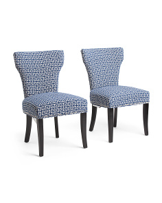 Set Of 2 Bicci Dutch Chairs