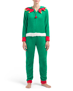 Plus Elf With Hood Onsie