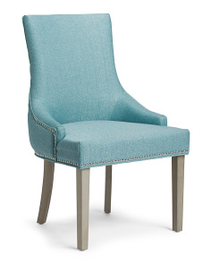 Made In India Sonya Tuxedo Chair