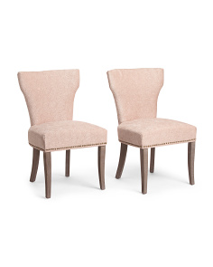 Set Of 2 Bicci Hypnotic Chairs