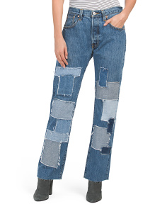Made In USA High Waisted Luke Jeans