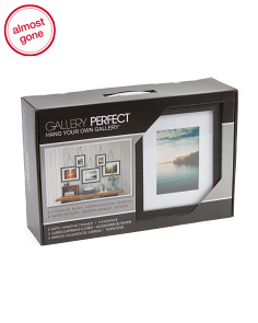5pc Gallery Wall Hanging Set