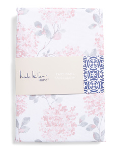 Nantucket Floral Oblong Table Cloth