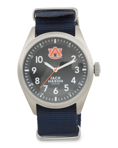 Men's Auburn Nato Strap Watch