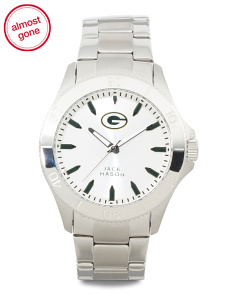 Men's Green Bay Packers Sport Bracelet Watch