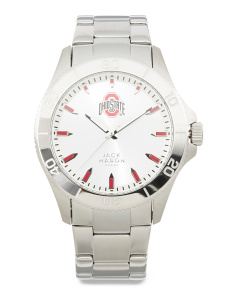 Men's Ohio State Buckeyes Sport Bracelet Watch