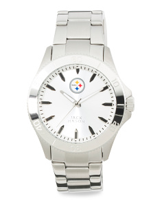 Men's Pittsburgh Steelers Sport Bracelet Watch