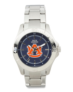Women's Auburn Tigers Sport Bracelet Watch