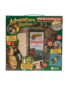 Wild Bird Feeding Fun Kit