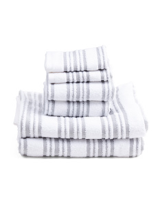 6pc Anacapri Towel Set