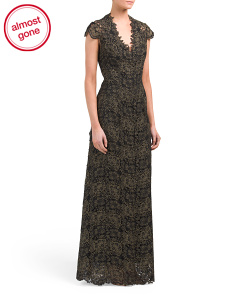 Meena Lace Gown