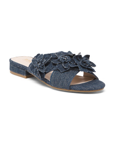 One Band Flat Sandals