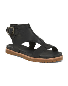 Full Grain Leather Sandals