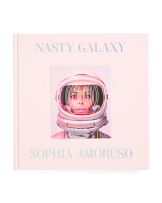 Nasty Galaxy Coffee Table Book