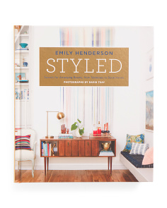 Styled Lifestyle Book