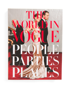 The World In Vogue Coffee Table Book