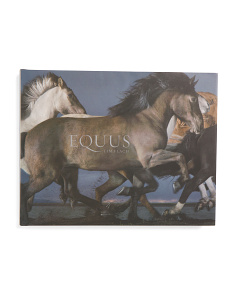Equus Coffee Table Book