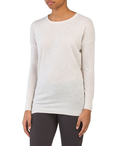 Cashmere Pullover Sweater