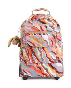 Sanaa Wheeled Backpack