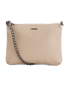 Borrego Emily Leather Crossbody