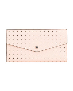 Blair Amanda Leather Clutch