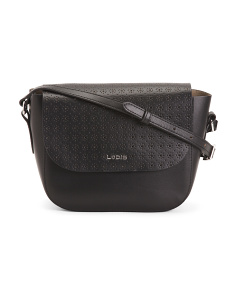 Blair Bailey Leather Crossbody