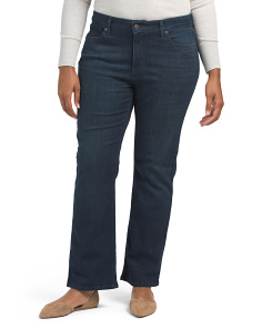 Plus 415 Classic Bootcut Jeans