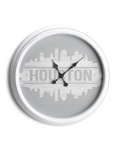 20in Houston Clock