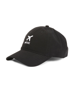 Airplane Mode Adjustable Cap