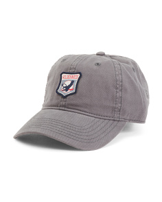 Wilderness Bird Patch Dad Cap