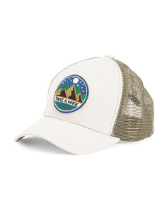 Uncle Trucker Embroidery Patch Cap