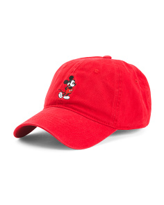 Mickey Adjustable Cap