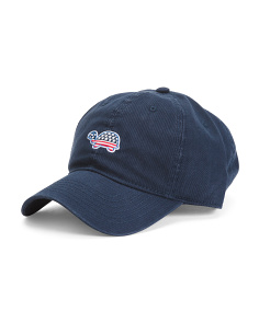 American Adjustable Baseball Cap