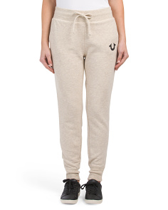 Zippered Jogger Pants