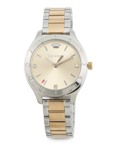 Women's Sierra Two Tone Bracelet Watch