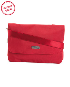 Flap Convertible Crossbody