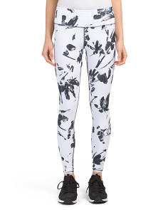 Made In USA Printed Sculpt Leggings