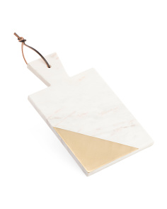 Made In India Marble Cutting Board