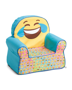 Emoji Pals Foam Chair