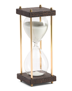 Hour Glass Sand Timer