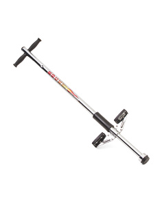 Chrome Rocket Pogo Stick