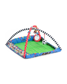 Little Sport Star Soccer Play Gym
