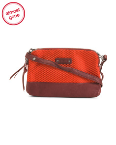 Multi Compartment Shoulder Bag