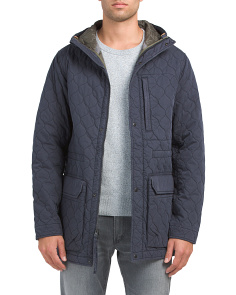 Pontoon Quilted Parka