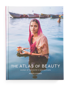 The Atlas Of Beauty Coffee Table Book