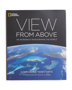 View From Above Coffee Tablebook