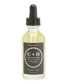Clarify & Hydrate Facial Oil