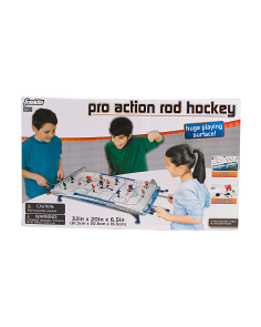 Pro Action 2 Rod Hockey Game